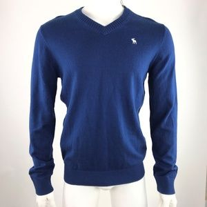 Abercrombie Fitch Muscle Cashmere Blend NWT